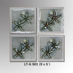 Glass Glazed Wall Tile LT-G 501