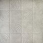 Tile Motif Grey