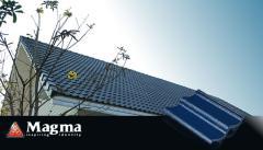 Ha Huang Magma Roof Tile