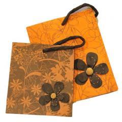 Patterned Gift Bag