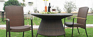 Outdoor Furniture Table With Chairs 03