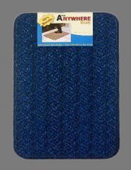 Doormats Black Blue