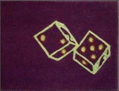 Hand - Tufted Doormat DM 1009