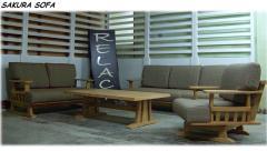 Sofa Set Sakura