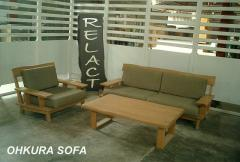 Sofa Set Ohkura