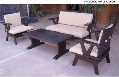 Livingroom Sofa Set Wakon