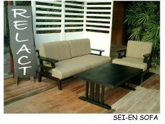 Living Room Set Sie-en