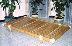 Bamboo Lounger-Couch 1
