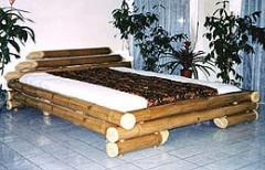 Bamboo Bed Pyramid