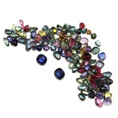 Colored Sapphires