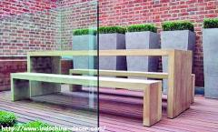 Malibu Outdoor Dining Set