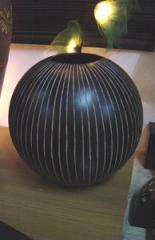 Wood Vases CHI-V14