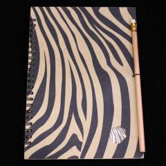 Notebook with MDF Cover