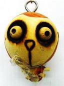 Monkey Wooden Doll