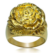 Brass Ring RGT-0049 Fabulous Rose