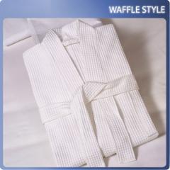 Classic Waffle Robe