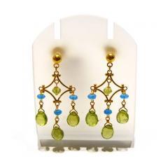 Gemstones Earrings