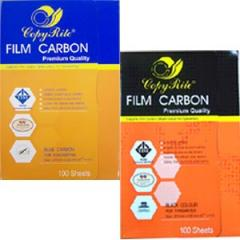 Carbon film for handwriting (blue), for typewriter