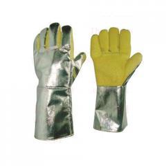 Kevlar gloves Nice aluminum heat