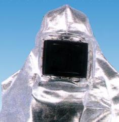 Aluminum Hood Nice to radiation