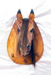 Hanger horse head