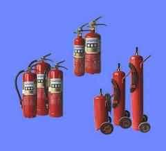 Winston - ABC Dry Chemical Fires Extinguisher