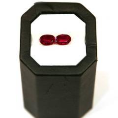 Dark Red Ruby