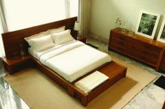 Ahşap yataklar