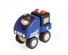 Handy police car