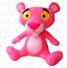 Pink Panther Plush Doll