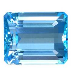 Loose Aquamarine