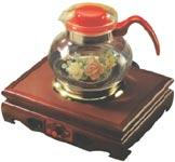 Small tea making machine