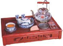 Large tea making machine