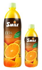 Juice from concentrate orange
