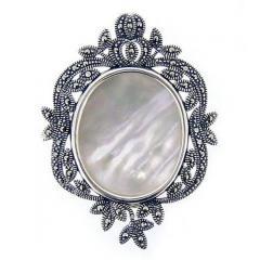 Vintage Silver Pendant