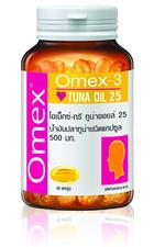 Omex-3 Tuna Oil 25