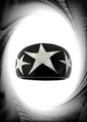 RG 0151 star horn ring