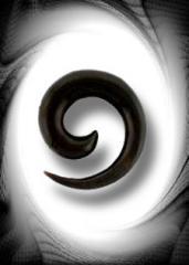 PC 105 H horn spiral piercing