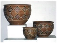 Set of flower pots Trv- 8071