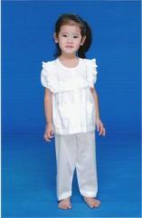 Girl's Cotton Pyjamas