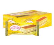 Biscuit vanilla cake