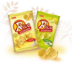 Crispy Rice Snacks, new