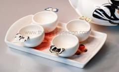 Ceramic Tea Cup.