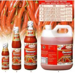 Red Chilli Sauce-Gold Label Brand