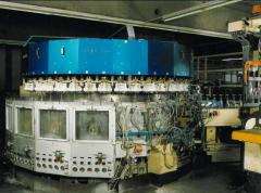 Cold processing machines