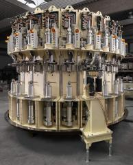 Stemware machinery