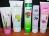 Plastic tube for cosmetics and skincare