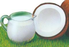 Coconut Cream and Milk