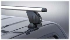 Roof bar clamping system
