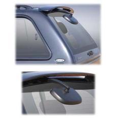 Alpha rear view mirror